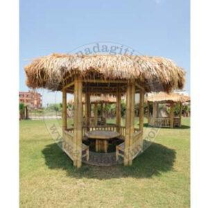 Orjinal Bambu Kameriye