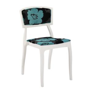 Plastik Sandalye Pedli