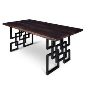Doğal Kütük Masa