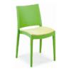 Plastik Sandalye Minderli