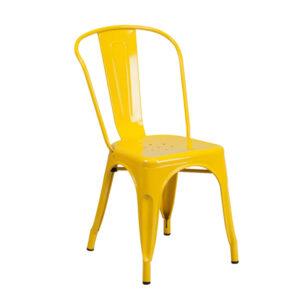 Tolix Metal Sandalye