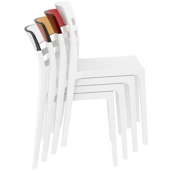Plastik Sandalye BSS090