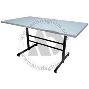 Beyaz Werzalit Masa